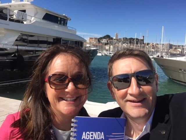 It's been a while... but we're back and we have just arrived in sunny Cannes for a busy week ahead at MIPIM!
