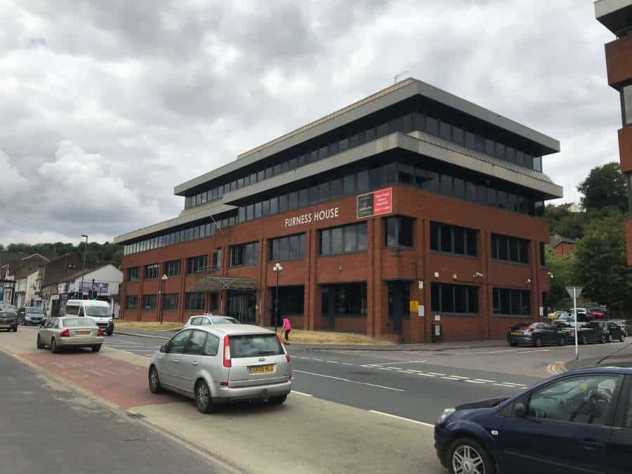 Furness House Redhill: Ocea Commercial to Residential Property Development