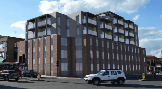 Queensway Ocea Commercial to Residential Property Development