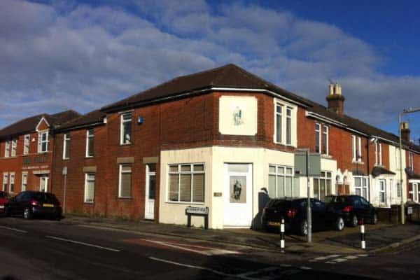 Desborough Road Eastleigh :Ocea Commercial to Residential Property Development