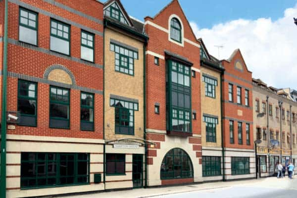 Hampton House Southampton :Ocea Commercial to Residential Property Development