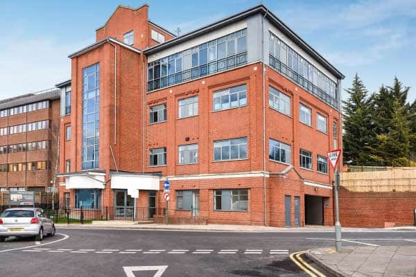 Normandy House Hemel Hempstead​: Ocea Commercial to Residential Property Development