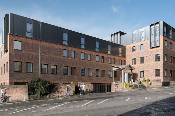 Tempus Court High Wycombe: Ocea Commercial to Residential Property Development
