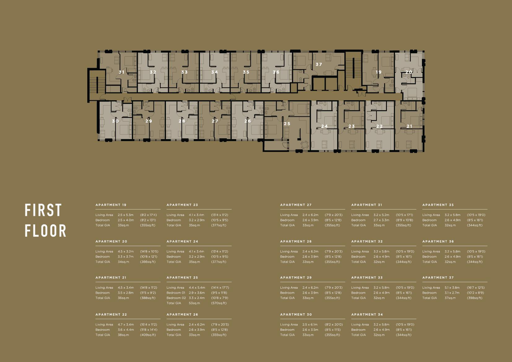 Floor 1 - Furness House