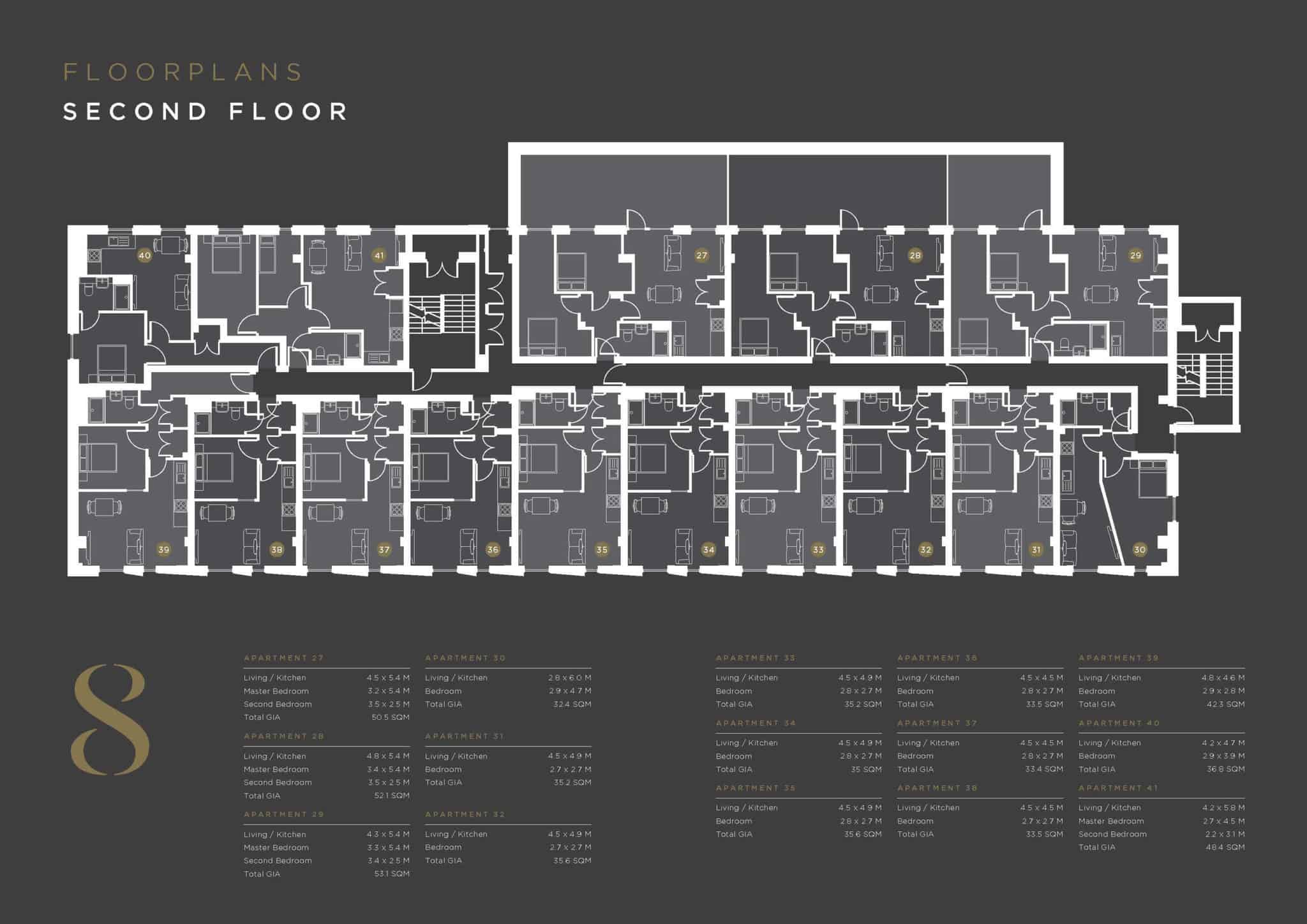 Coates House Floorplan 3