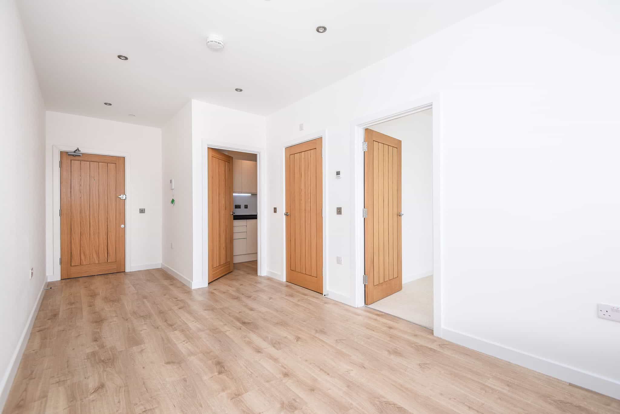Normandy House Hemel Hempstead​ Interior: Commercial to Residential Property Conversion Apartment