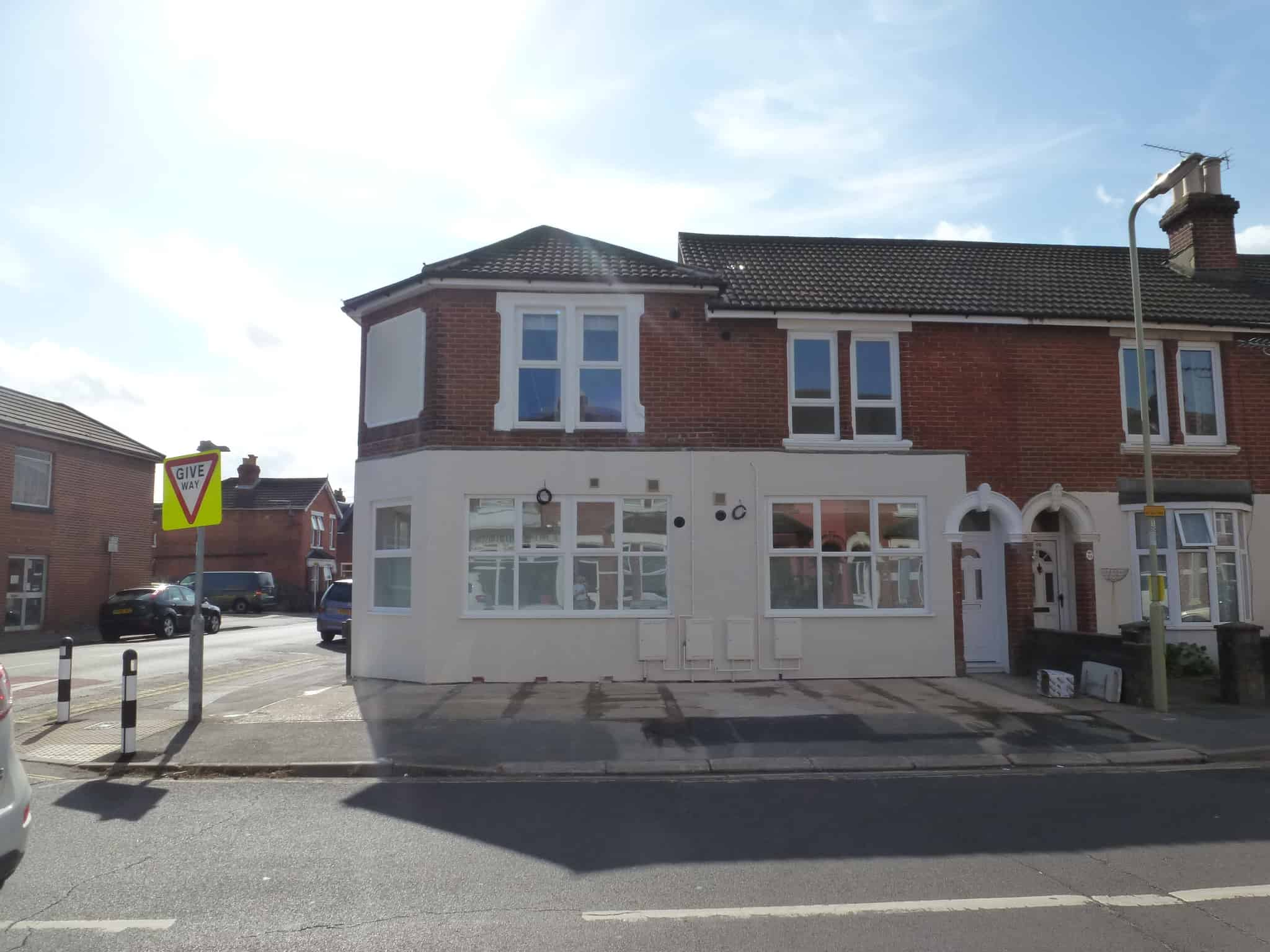 Desborough Road Eastleigh Ocea Commercial to Residential Property Development