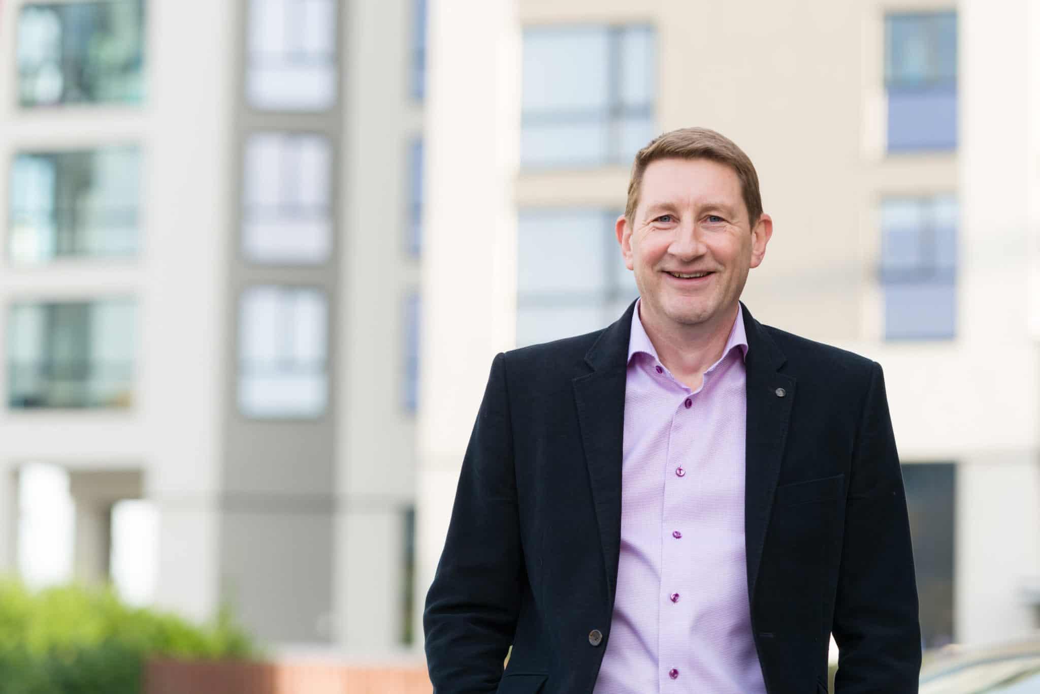 Glenn Delve Ocea CEO