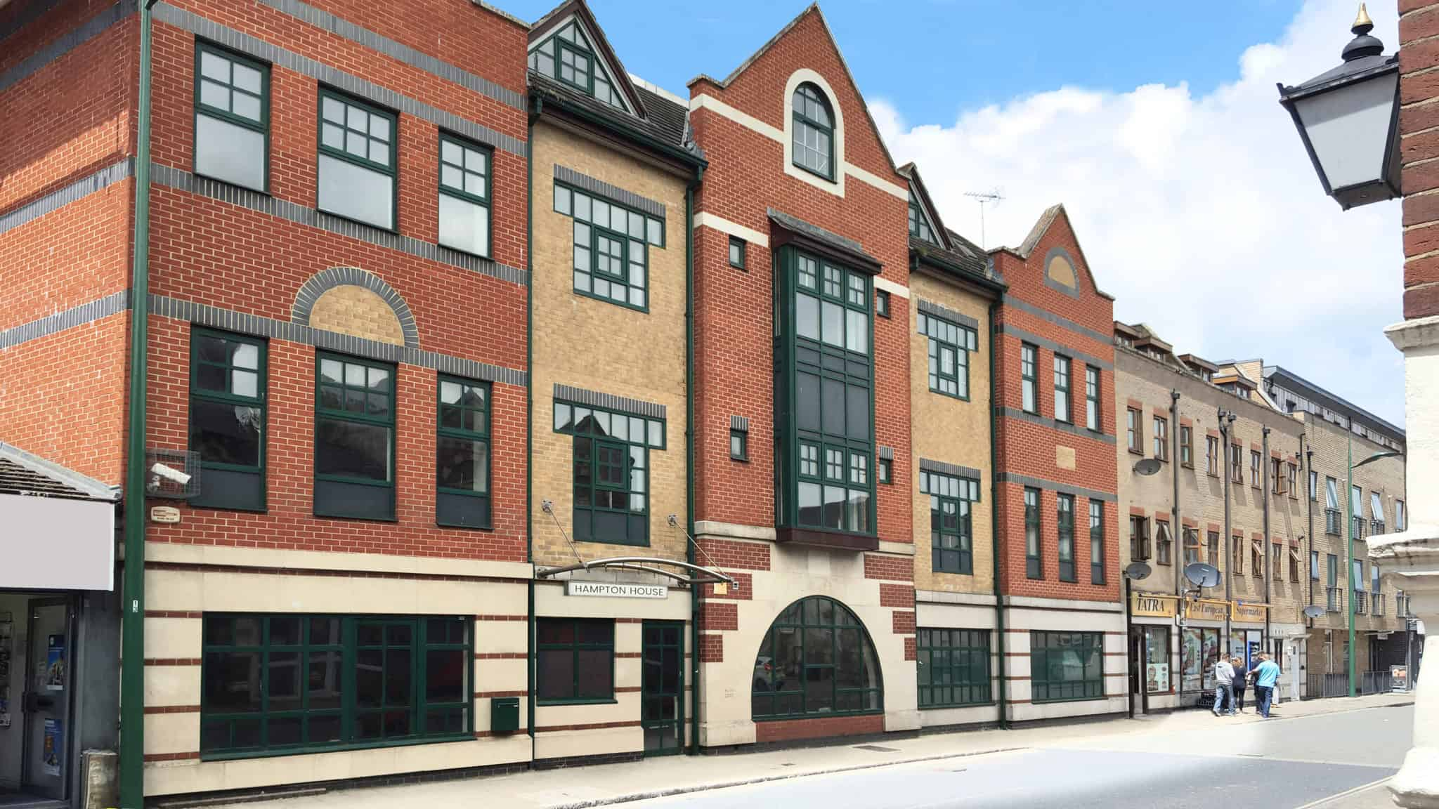 Hampton House Ocea Commercial to Residential Property Development