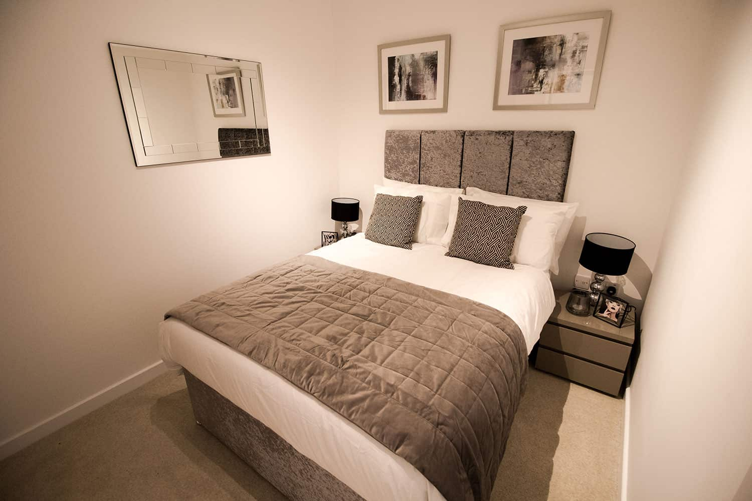 Normandy House Interior Commercial to Residential Property Conversion Apartment