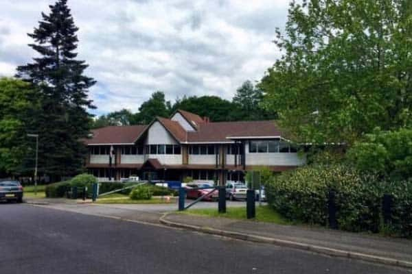 Bagshot Manor Ocea Commercial to Residential Property Development