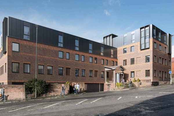 Tempus Court Commercial to Residential Property Development